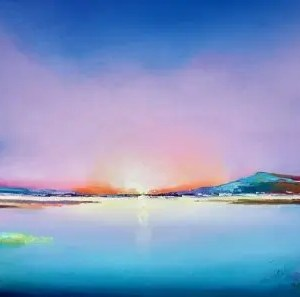 Sunrise III - Anna Gammans - Original Artwork