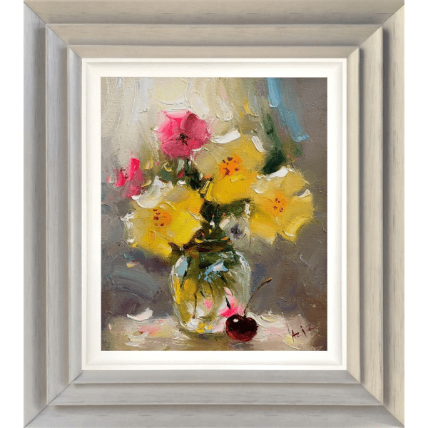Sunshine Vase - Aziz Sulaymanov - Original Artwork
