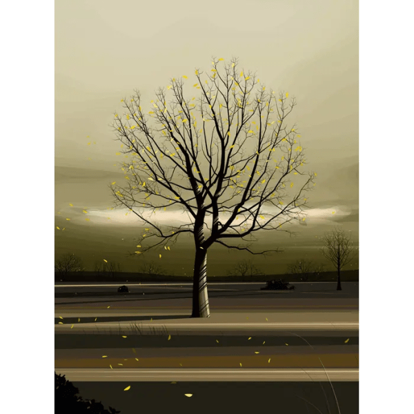 Gentle Breeze - Dan Crisp - Limited Edition