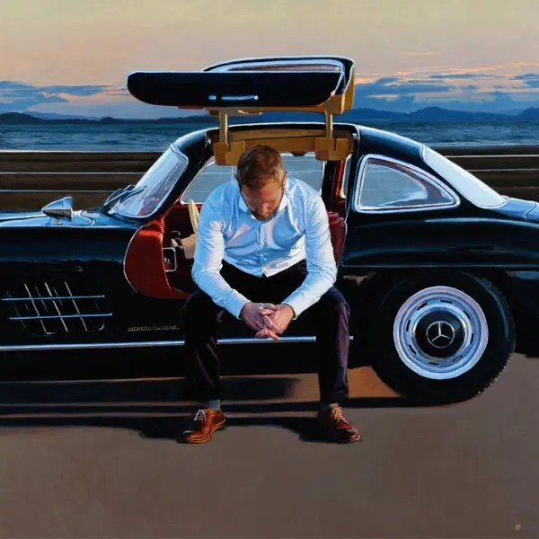 Pit Stop II - Iain Faulkner - Limited Edition