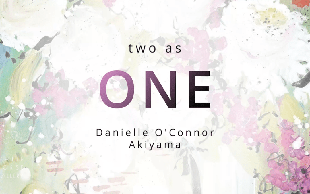 Marilyn reviews artist Danielle O'Connor Akiyama
