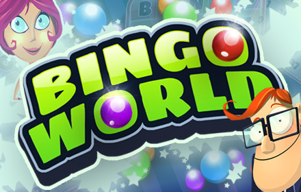 HappyMeGames com   Bingo World