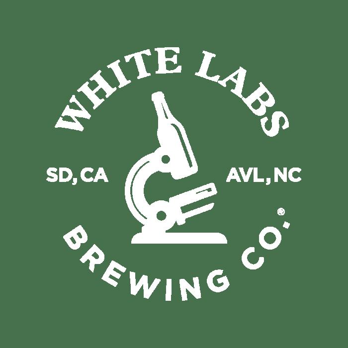 White Labs brewing co logo no circle