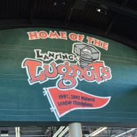 Thirsty Thursday with the Lansing Lugnuts