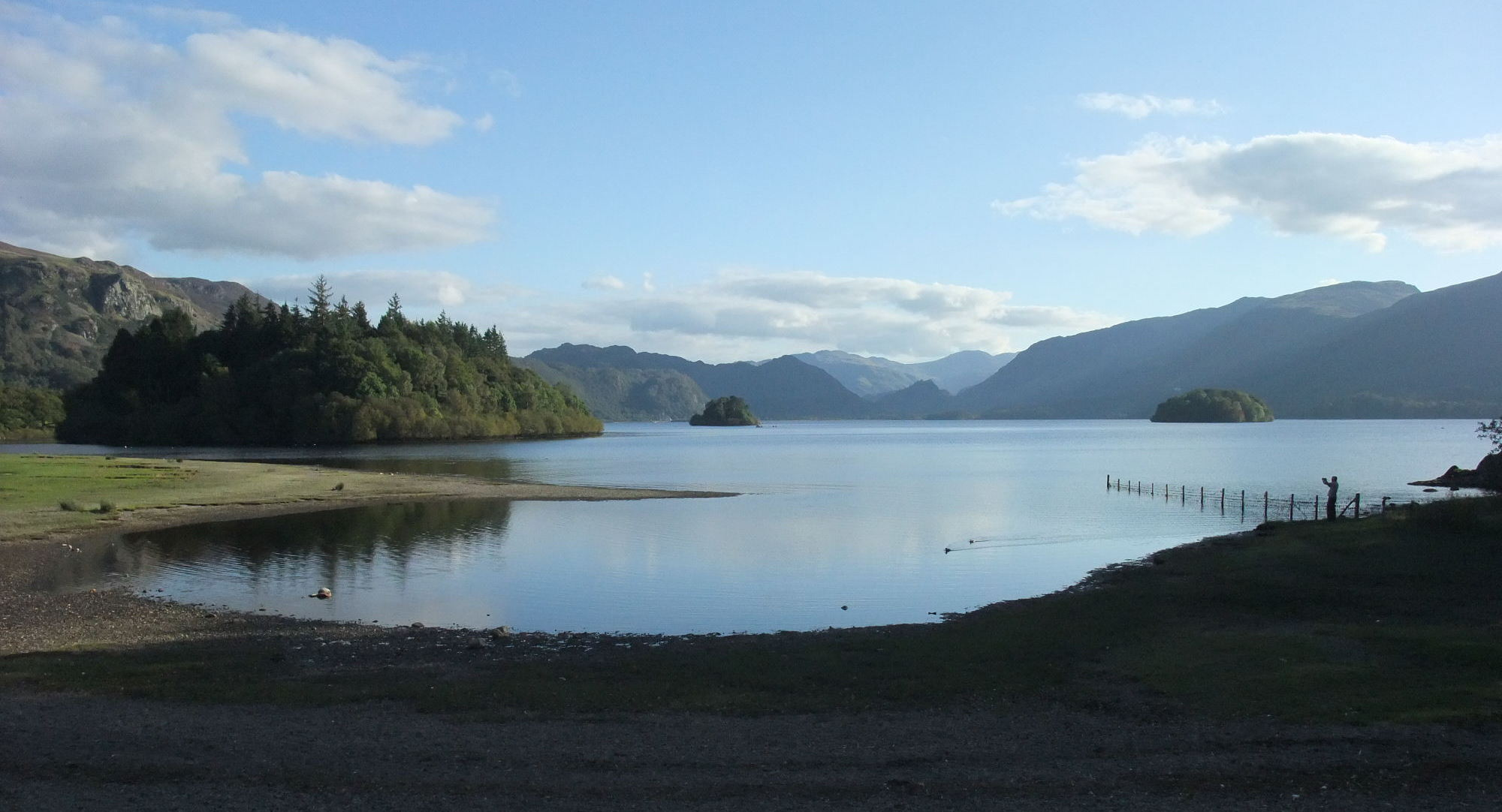 Another view of Derwent Water