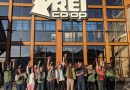 REI Co-Op opens its doors in North Conway with a line of over 250 customers
