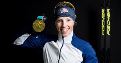 Gold Medalist Kikkan Randall at Great Glen Trails Demo Day January 19th!