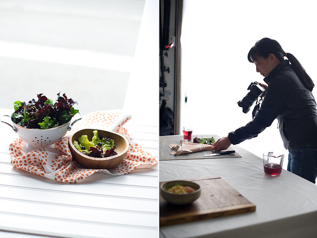 Food Photography Workshop Classes and Food Styling with Todd Porter & Diane Cu