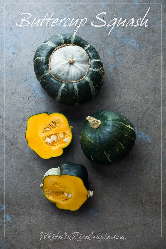 Buttercup Squash Winter Squash Varieties and Pumpkin Guide by Todd and Diane   @whiteonrice