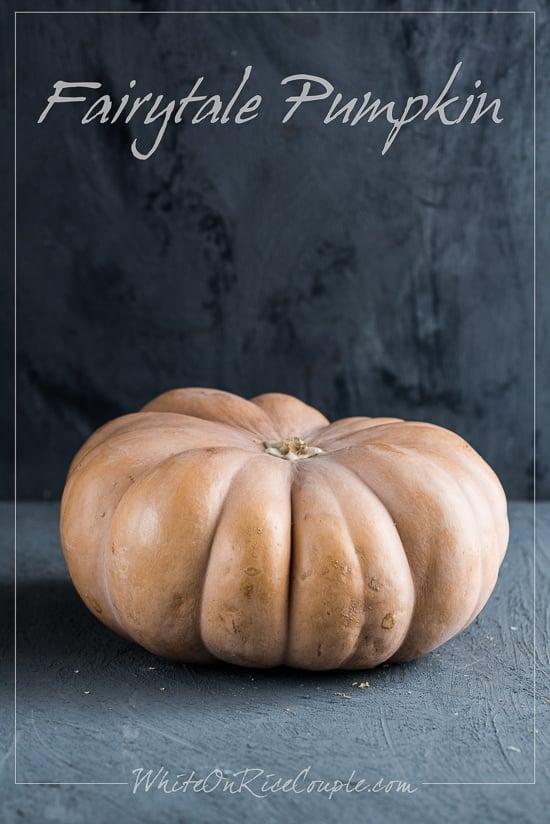 Winter Squash and Pumpkin Guide   Fairy Tale Pumpkin Squash @whiteonrice