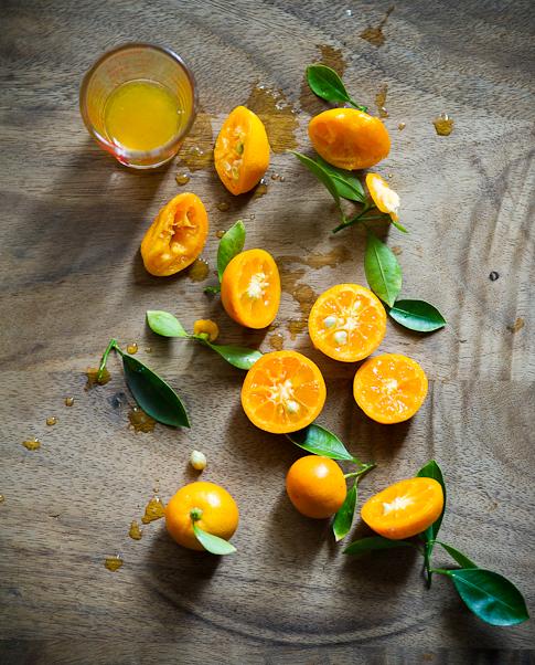 Refreshing Kalamansi Lime (Calamondin Orange) Drink with Lime | @whiteonrice