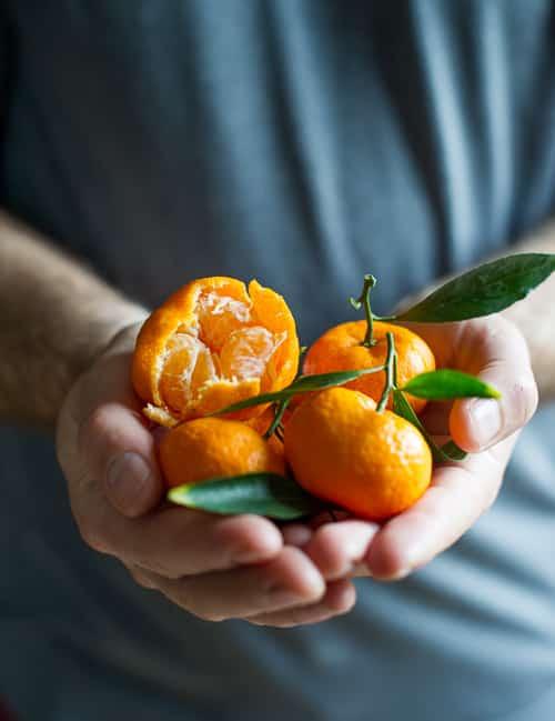 mandarins called kishu
