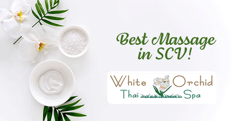 Santa Clarita Massage | White Orchid Thai Spa