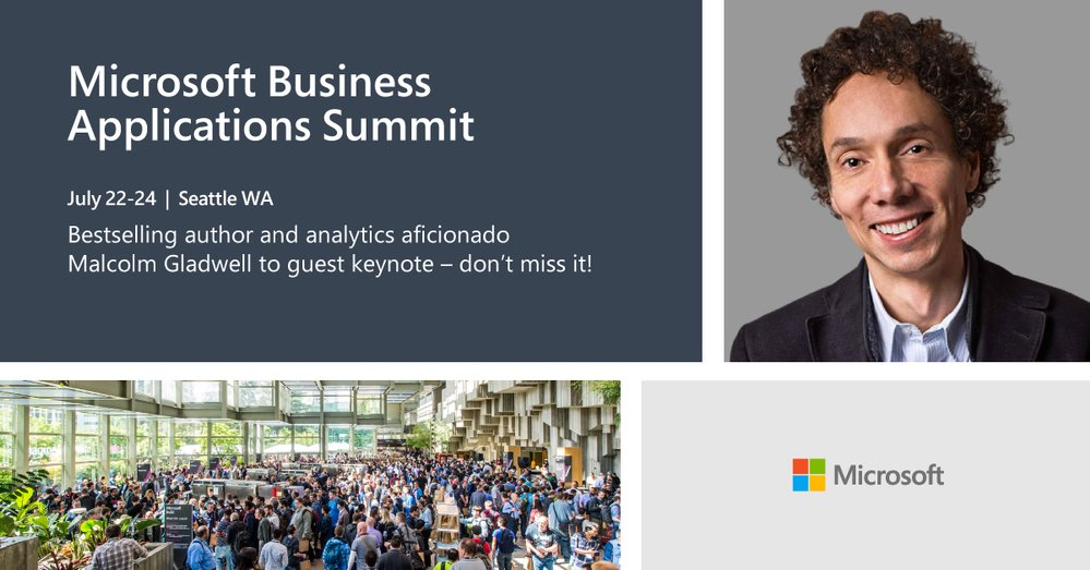 Microsoft Business Application Summit