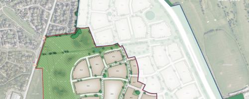 Ladygrove East, Didcot: Phase 1