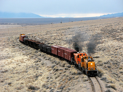 Take a Train Ride in Ely Nevada | White Pine Living