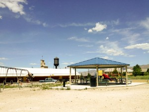 White Pine County Parks: Railroad Park: Ely Nevada