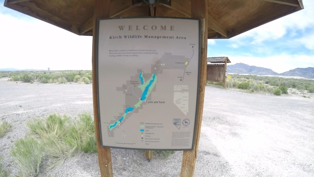 Kirsch Wildlife Sign