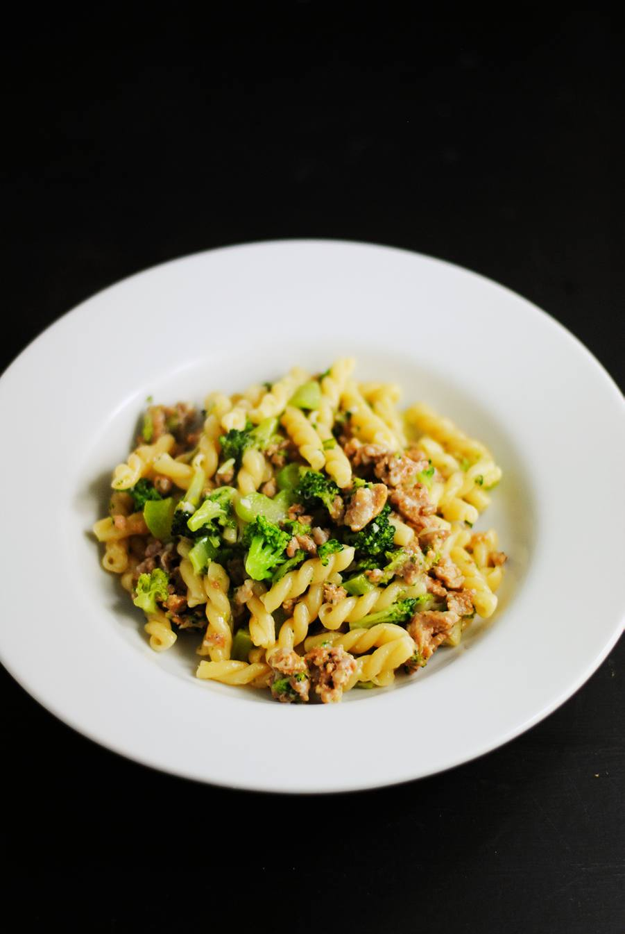 paragraph about my favorite food pasta
