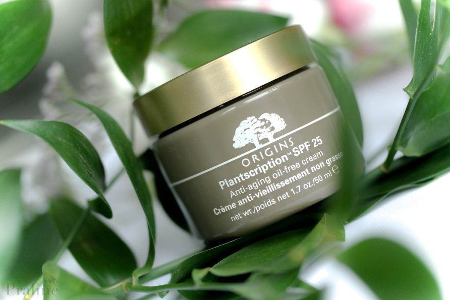 Plantscription SPF 25 Power Anti-Aging Oil-Free Cream | Origins