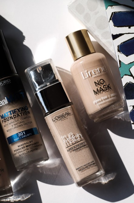 INGRID Ideal Matt | L'oreal True Match | Lorene No Mask