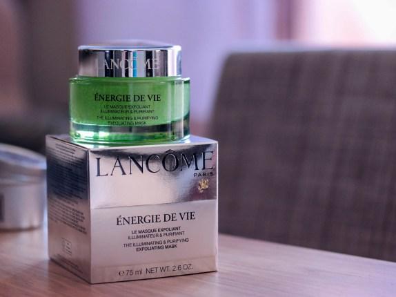Énergie de Vie LE MASQUE EXFOLIANT | Lancome
