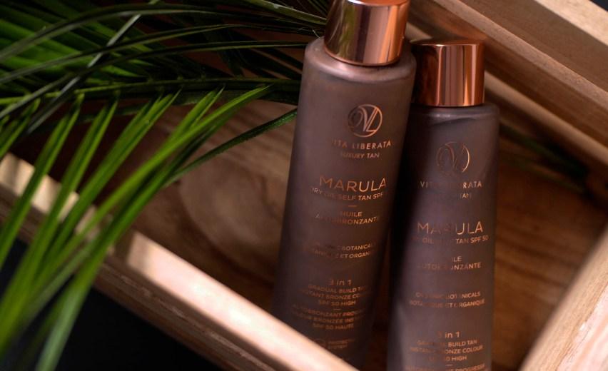 Marula Dry Oil Self Tan | Vita Liberata