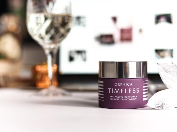 TIMELESS krem na noc anti-ageing | Orphica