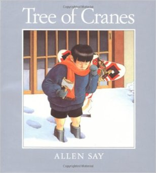 Say-Tree of cranes