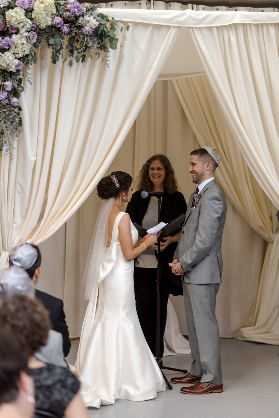 Jewish ceremony at Artifact Events in Chicago IL