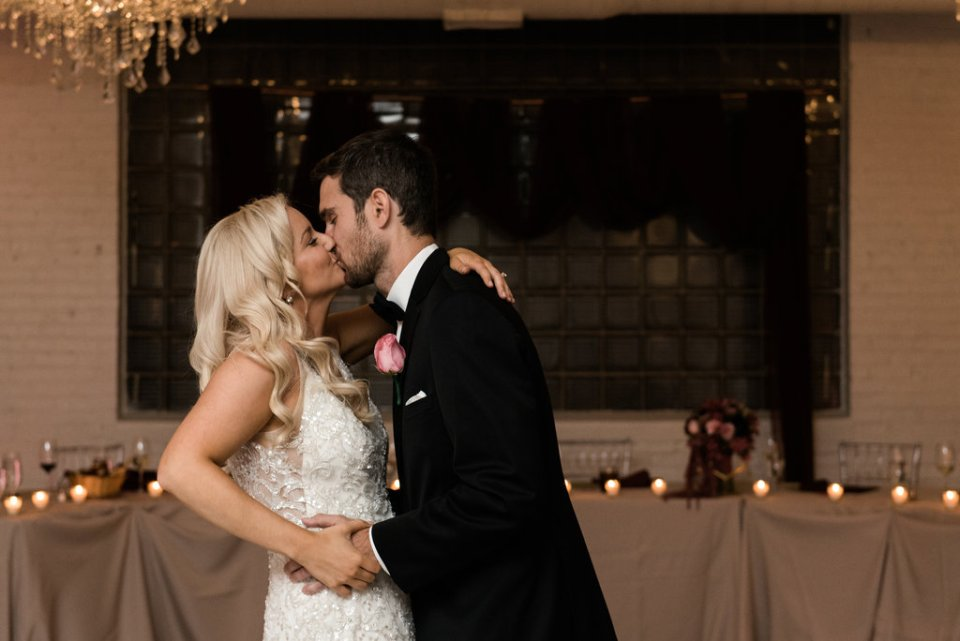 First Dance at Room 1520
