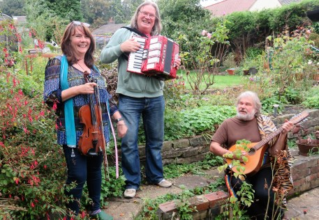 White Rabbit Ceilidh Band from Leicester U.K.