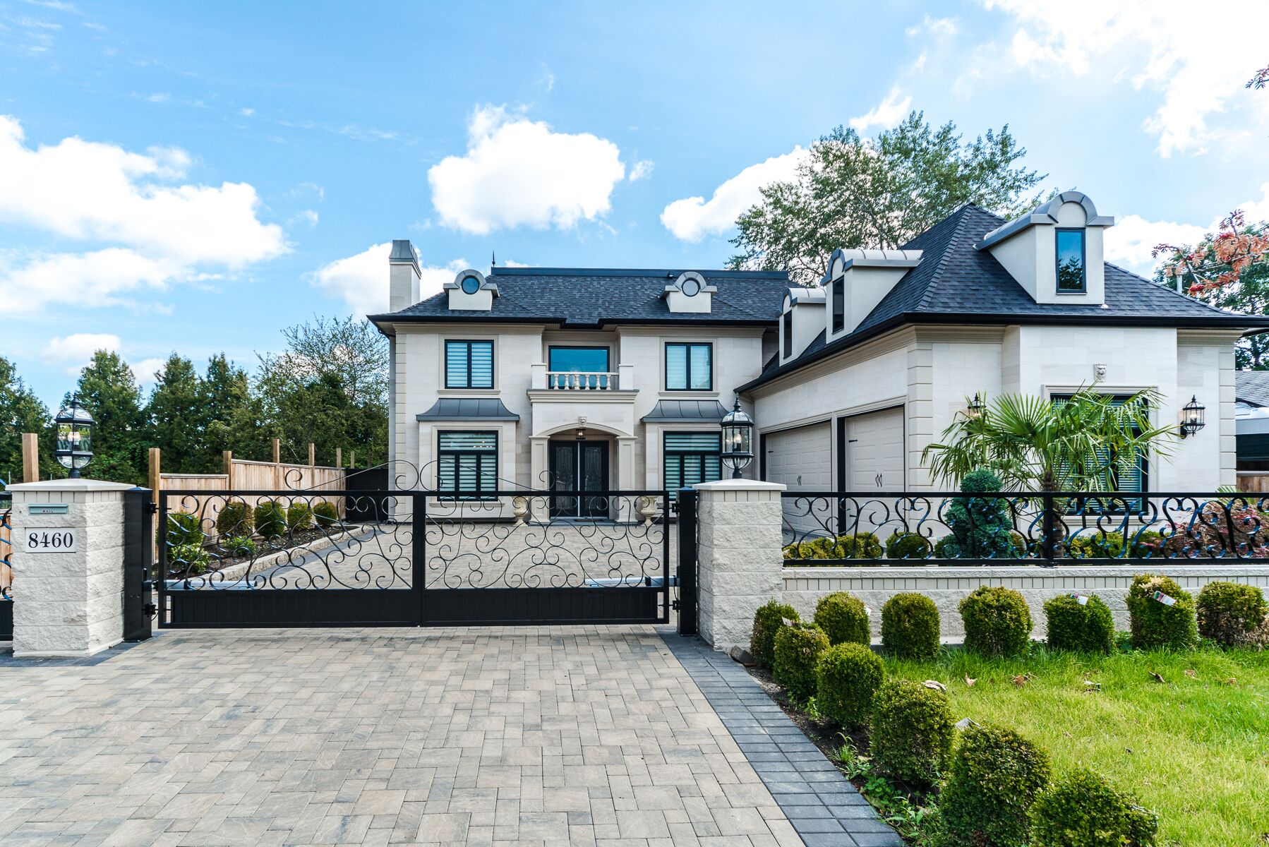 Richmond, BC Custom Luxury Home