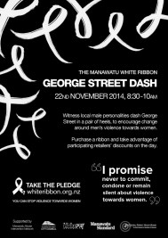The Manawatu George Street Dash