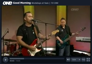 Check out Billy on Good Morning