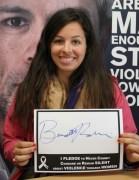 """An amazing experience"" Bernadette (Volunteer 2012)"