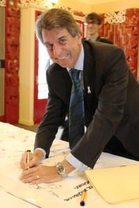 Peter Boshier - Chief Family Court Judge