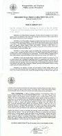 Palau White Ribbon Proclamation