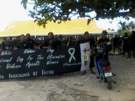 Tuvalu march