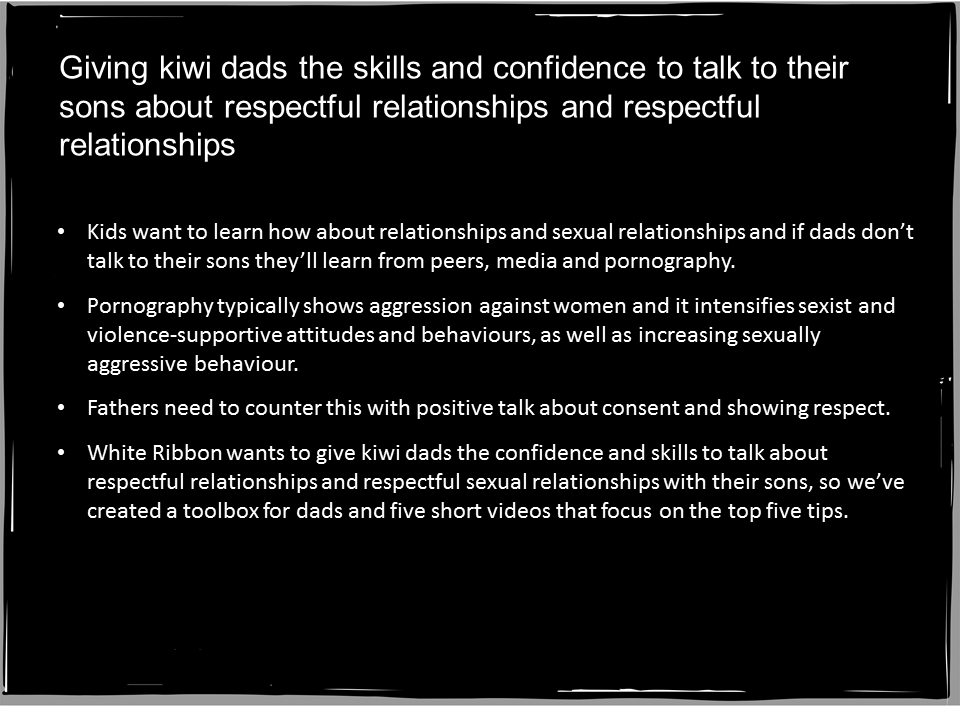 Describe What They Can Do To Show Respect 5 Know Theyll Appreciate Learning From You Kids Typically Want More Sex Education Than They Get