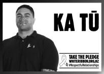 Stand Up Ka Tu Maori