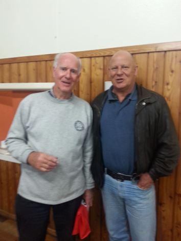 WR Ambassador David White & Dave Halligan from Parenting for Men