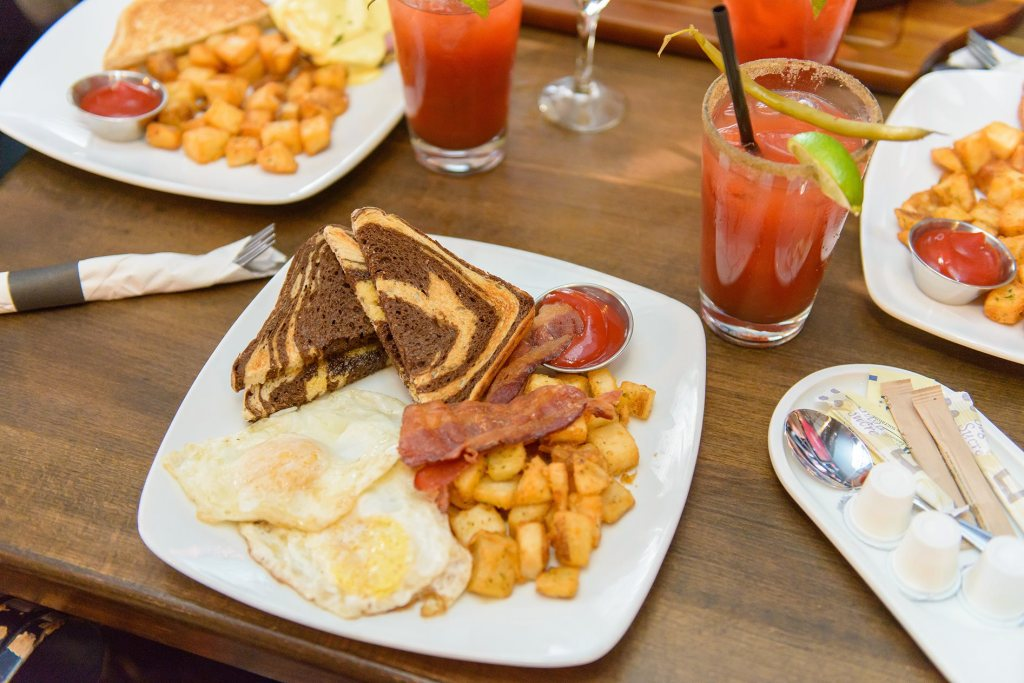 The Oceanside Yacht Club and Townhall Public House South Surrey is one of White Rock South Surrey's best breakfasts
