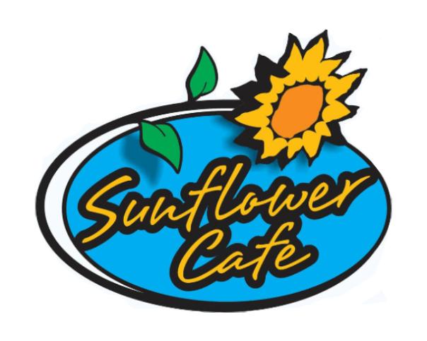 Sunflower Cafe logo