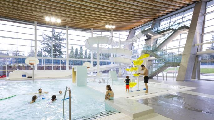 Grandview Heights Aquatic Centre - Indoor Pool South Surrey