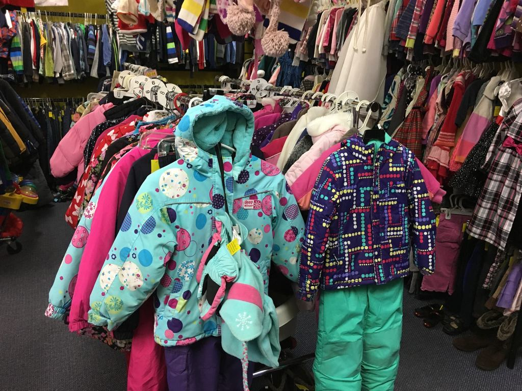 Kidazzles Consignment Store Thrift Store back to school white rock