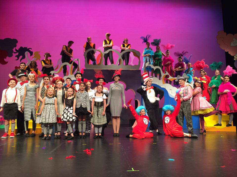 Drama Classes for kids in white rock south surrey musical theatre activities