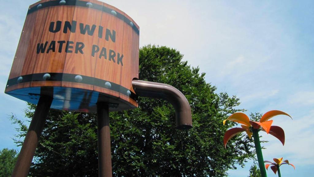 Unwin Park Unwin Water Park White Rock South Surrey Athletic Fields