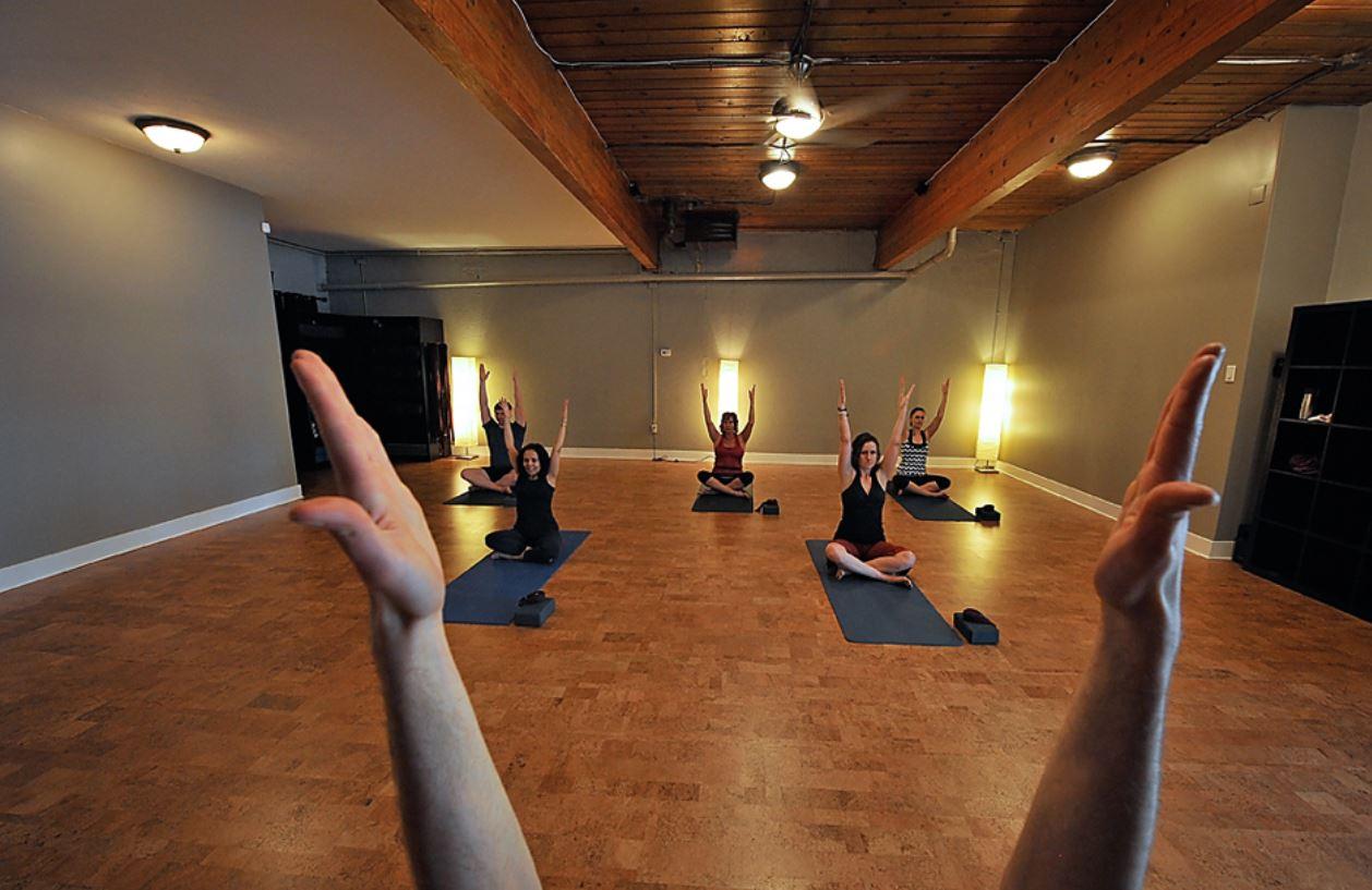 Live Yoga White Rock South Surrey