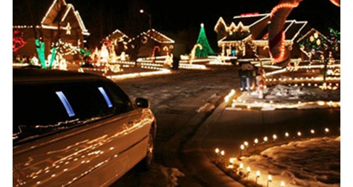 Christmas Lights Tour